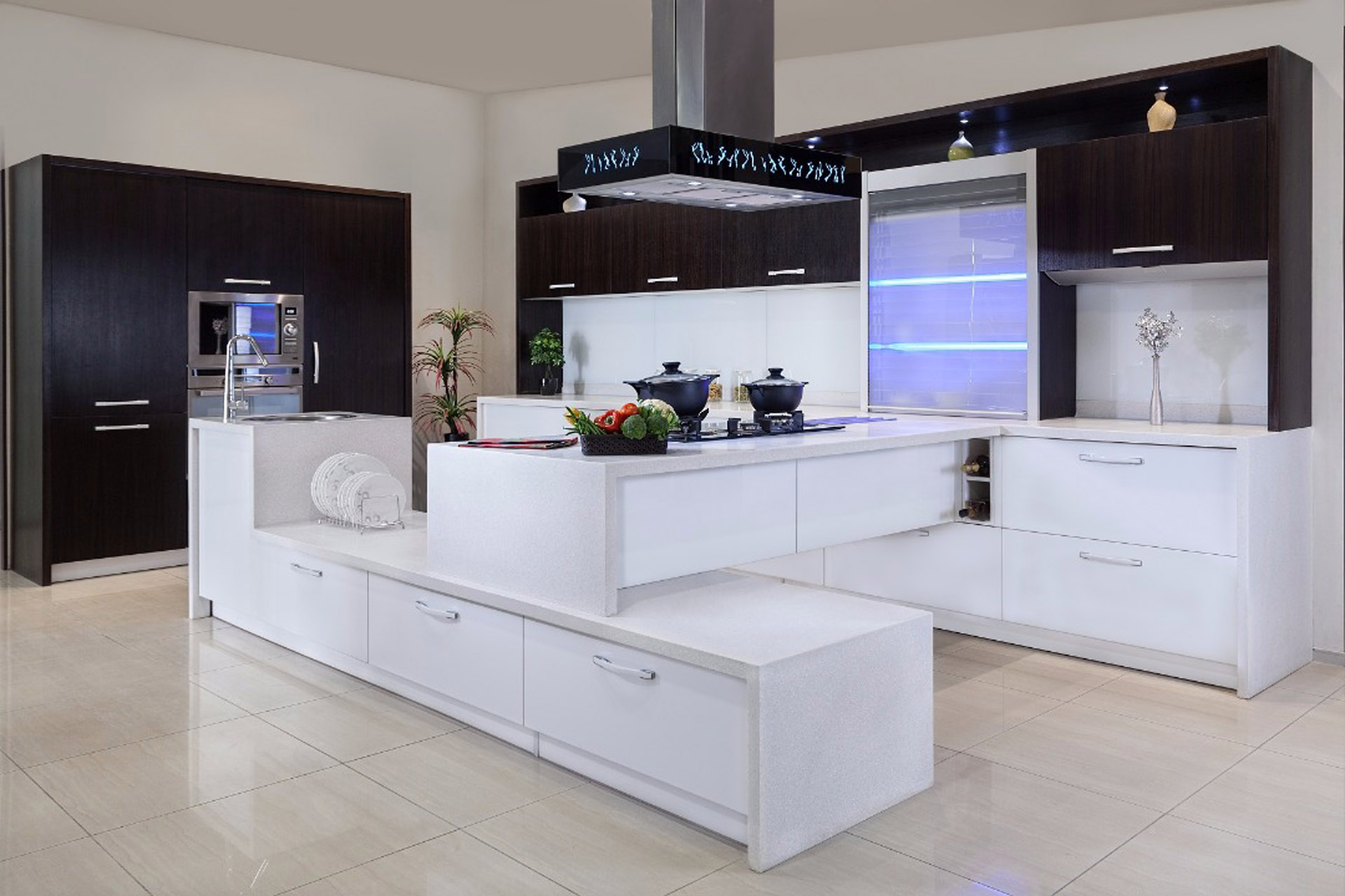 Black And White Kitchens Termite Proof Modular Kitchen Dealer Manufacturer Suppliers In Dehradun Uttarakhand